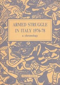 armed struggle in italy cover